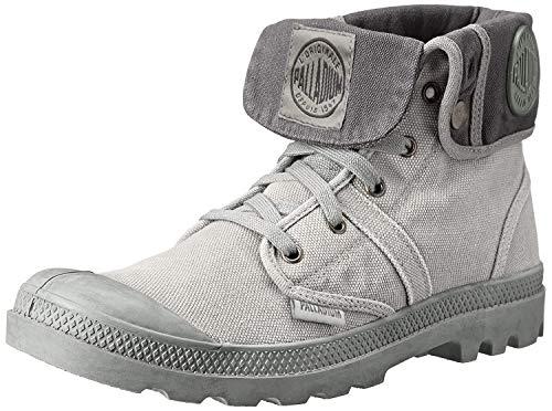 Palladium Damen Pallabrouse Baggy Combat Boots, Grau (vapor/metal 095), 37 EU