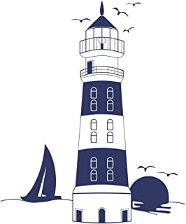 Best lighthouse wall decal Reviews