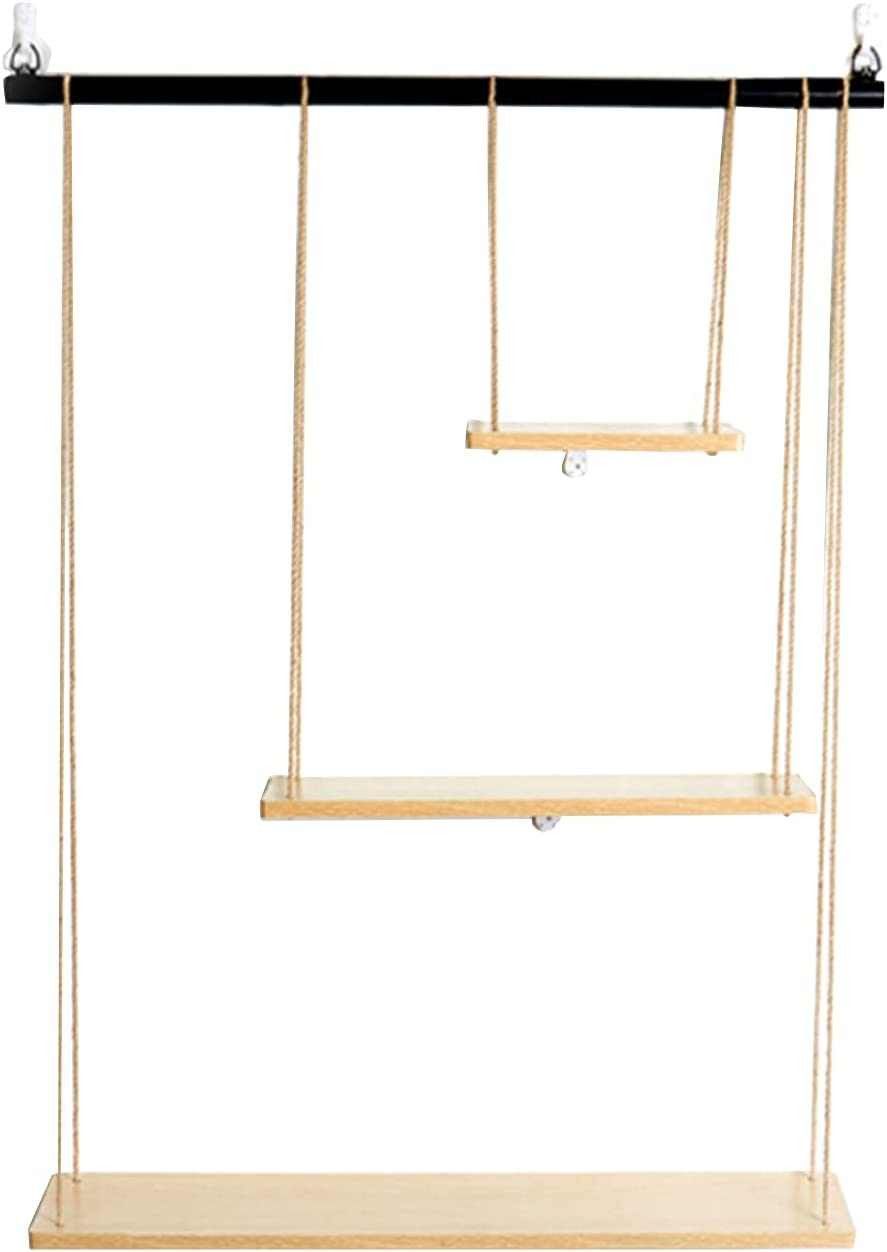 XUANHUO Hanging Limited price Rack Wall Plant Shelf Rope Ranking TOP5