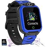 Kinder SmartWatch Telefon Digitalkamera Video Watch mit Games Music Player Wecker und 1,44 Zoll...