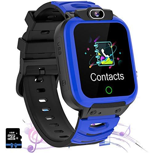 Orologio intelligente per bambini, Jaybest Music Smart Watch