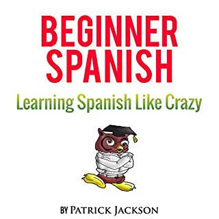 Learn Beginner Spanish with Learn Spanish Audio Book cover art