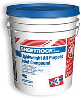 USG 381466 Lightweight All Purpose Joint Compound Ready Mixed