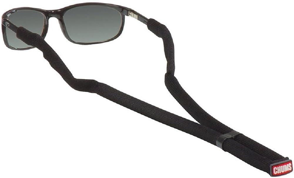 Chums Glassfloat Classic Eyewear Retainer,Black