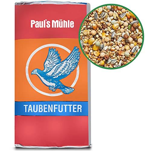 Paul´s Mühle Taubenfutter Classic - Hochwertige Mischung 25 kg
