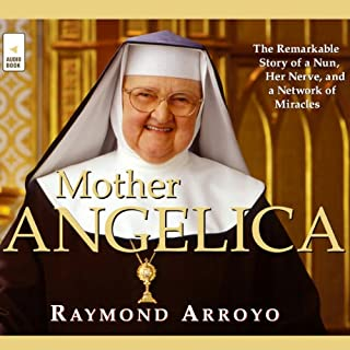 Mother Angelica audiobook cover art