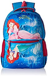 Priority Kid's Polyester Ariel Casual Backpack (Teal Blue),High Spirit Commercial Ventures Pvt Ltd
