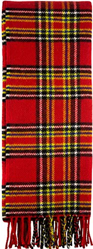 I Luv LTD Luxus Wolle Scottish Bezirk Tartan Lambswool Schal Inverness Moderne