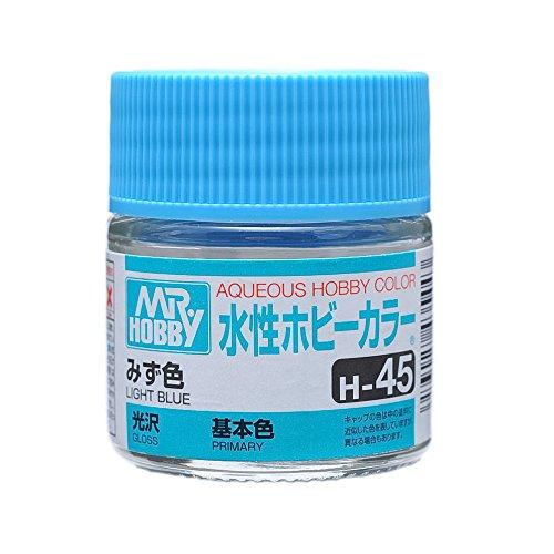 水性ホビーカラー H45 みず色