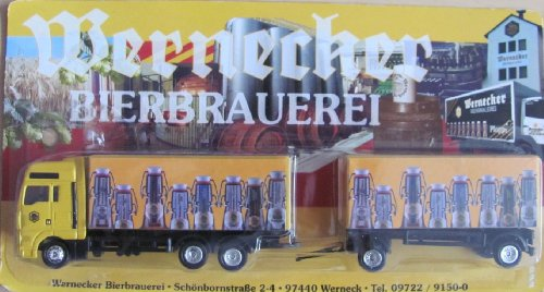 Wernecker Nr.37 - Man TG 460 - Hängerzug