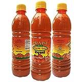 Praise Red Palm Oil, 16 Oz / 500 ml - Zomi
