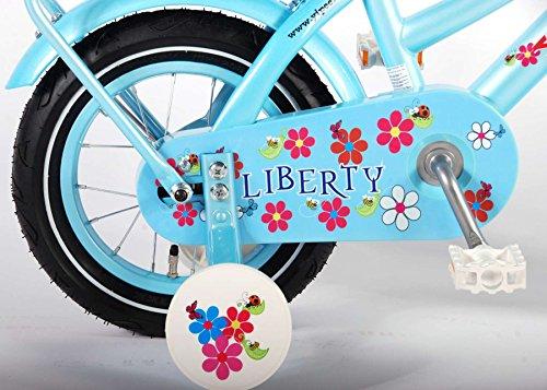 Yipeeh volare6120812Zoll Volare Liberty Urban Mädchen Fahrrad - 3