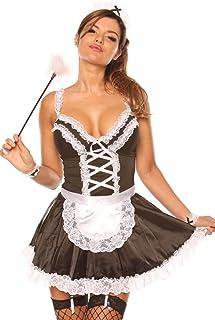 Velvet Kitten Sexy Women's Maid for You Costume