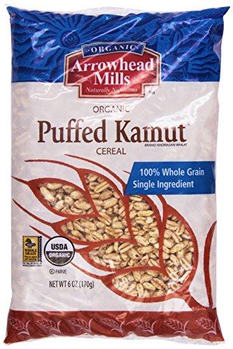 Arrowhead Mills Cereal, Puffed Kamut, 6 oz.