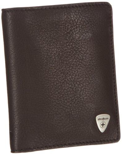 Strellson Herren Geldbeutel Harrison Brieftasche aus Leder