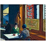 Edward Hopper Beste Tapete Wandkunst Leinwand Malerei