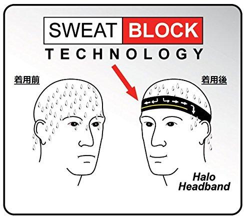 Haloheadband(ヘイロヘッドバンド)Halo(ヘイロ)スポーツハット(キャップタイプ)[UV加工][フリーサイズ]レッドH0009RDレッド