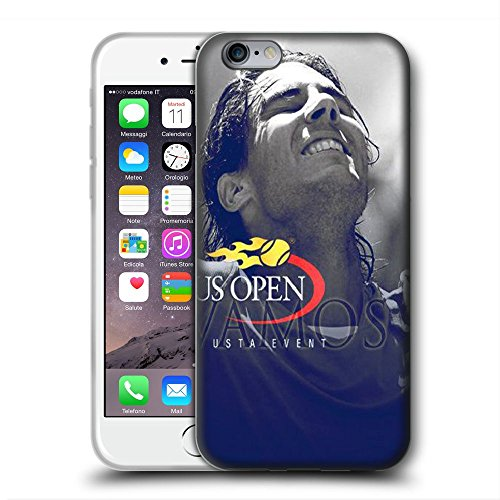 LPODMNVER Rafa N a Ultra Thin Rubber Gel Silicone Cell Phone Case for Cover iPhone 6 6S