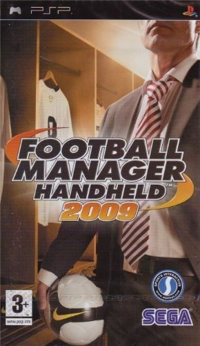 [UK-Import]Football Manager 2009 Game PSP