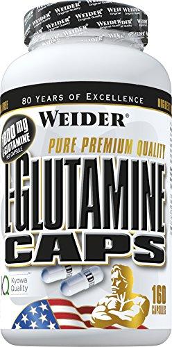 Weider L-Glutammine, 160 Capsule