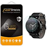(2 Pack) Supershieldz for Motorola Moto 360 (2020, 3rd Generation) Tempered Glass Screen Protector, Anti Scratch, Bubble Free
