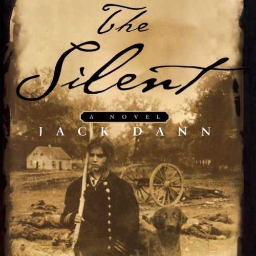 The Silent audiobook cover art