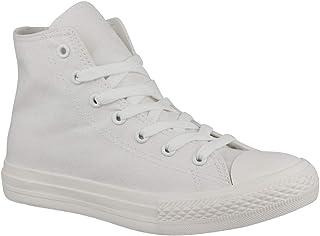 Elara Chaussures de Sport Unisexe Baskets Hautes Chunkyrayan