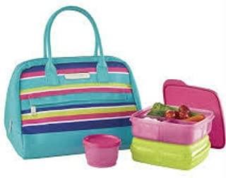 Tupperware Lunch Bag Set Summer Jam