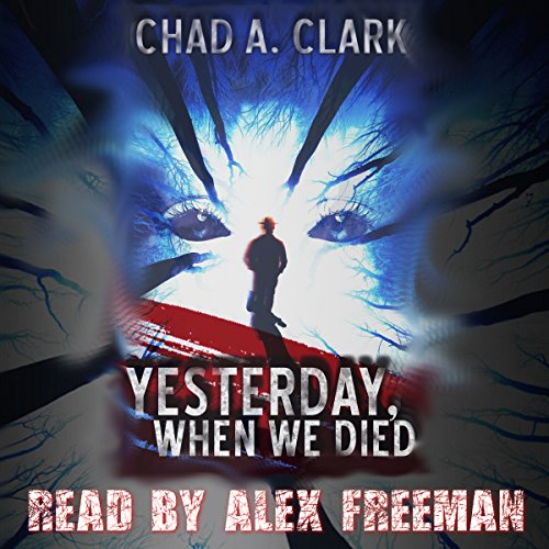 Yesterday, When We Died audiobook cover art