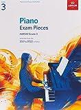 Piano Exam Pieces 2021 & 2022, ABRSM Grade 3: Selected from the 2021 & 2022 syllabus (ABRSM Exam Pieces)