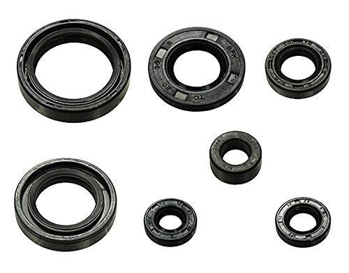 Outlaw Racing OR3522 Engine Oil Seal Kit Yamaha YZ125 1998-2000 Motorcycle Dirtbike MXC
