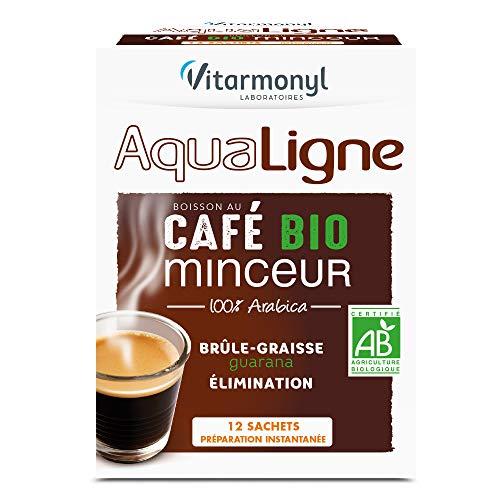 VITARMONYL Café Minceur Bio - 12 sachets de 2 g (24g)