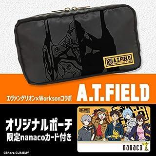 エヴァンゲリオン×Worksonコラボ「A.T.FIELD」オリジナルポーチ+限定nanakcoカード