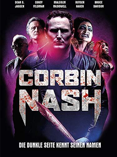 Corbin Nash - Die dunkle Seite kennt seinen Namen - Limitiertes Mediabook auf 190 Stück - Cover A  (+ DVD) [Alemania] [Blu-ray]
