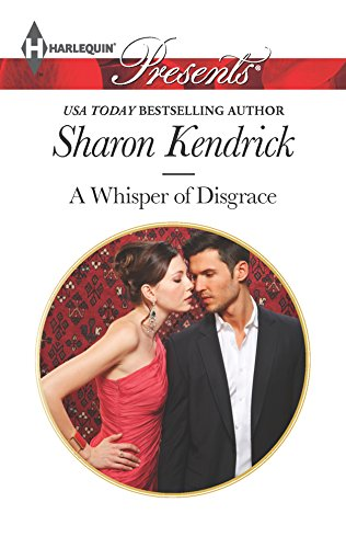 A Whisper of Disgrace (Sicily's Corretti Dynasty)
