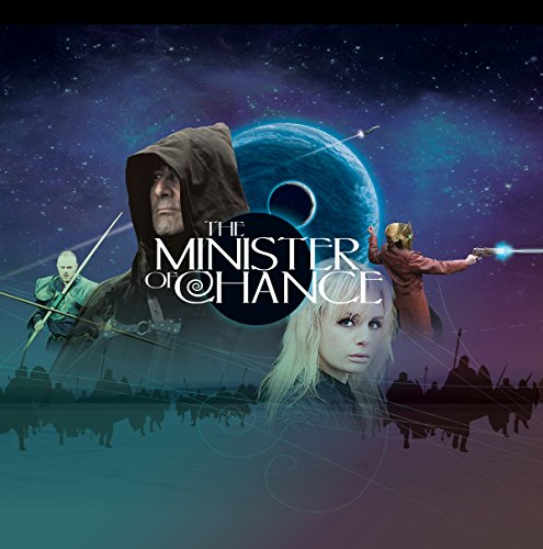 The Minister of Chance audiobook cover art