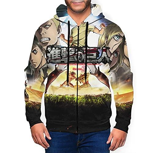 Sudadera con capucha para hombre de manga larga con capucha y capucha ligera