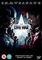 Captain America - Civil War