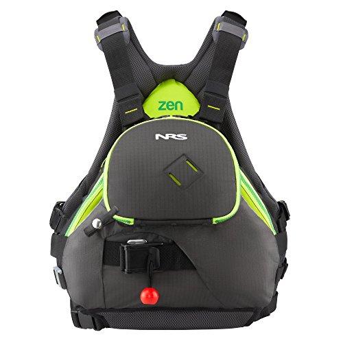 NRS Zen Lifejacket (PFD)-Charcoal-S/M