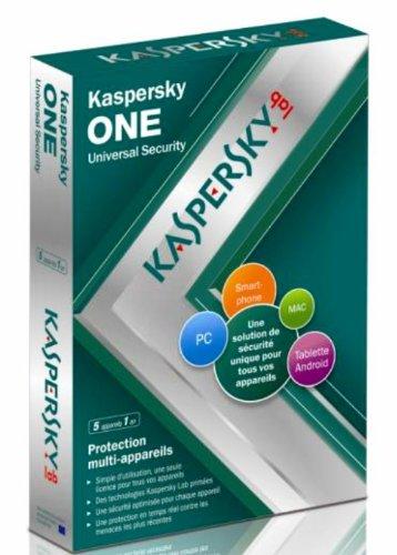 Kaspersky Lab ONE, 5u, 1y, Base - Seguridad y antivirus (5u, 1y,...