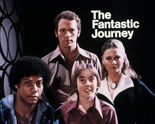 El fantástico viaje culto 1970de Sci Fi TV Show Ike Eisenmann Katie Saylor Jared Martin Carl Franklin 10x 8fotografía de promoción