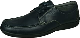 Sledgers Gus Mens Lace-up Leather Shoes