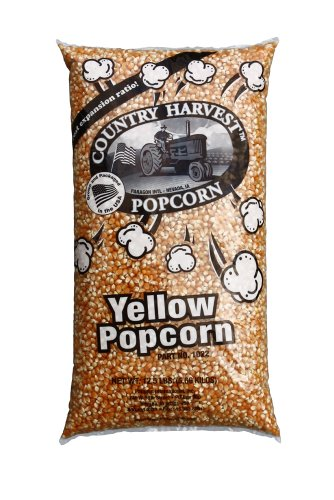 Paragon Bulk Quad-Bag Yellow Corn, 50-Pounds (12.5-Pound/bag), Pack of 4