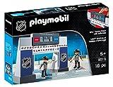 Playmobil 9016 NHL™ Score Horloge et 2 Arbitres de Hockey