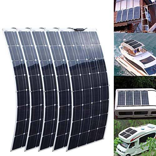 Paneles Solares Flexibles 500W Marca LAMP-XUE