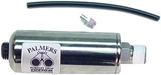 Palmer Pneumatics Micro Rock Regulator Nickel - LPR for Autocockers or 1-8 NPT Input 10-32 Output