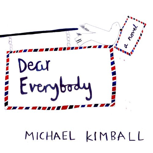 Dear Everybody audiobook cover art