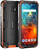 Movil Resistente 4G, Blackview BV5900 Telefono Movil Antigolpes(2020), Batería 5580mAh, 5.7 Pulgadas HD+, Android 9.0, 32GB+ 3GB, IP68 Impermeable Smartphone, 13MP+5MP, Dual SIM/GPS/NFC/Face ID