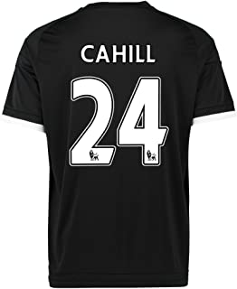 Cahill #24 Chelsea Third Soccer Jersey 2015/2016