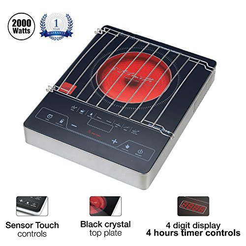 Cello Blazing-500 Induction Cooktop, (Ceramic)